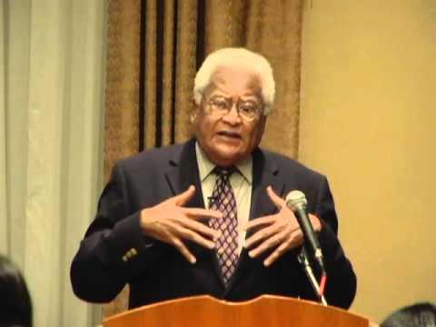 Rev. James Lawson - FSI 2010 Keynote Address