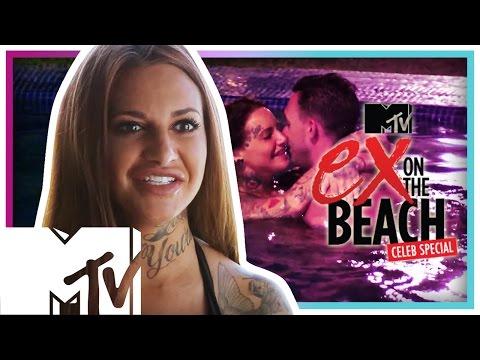 Ex On The Beach, Season 3 - Kirk Works Jemma Hard | MTV