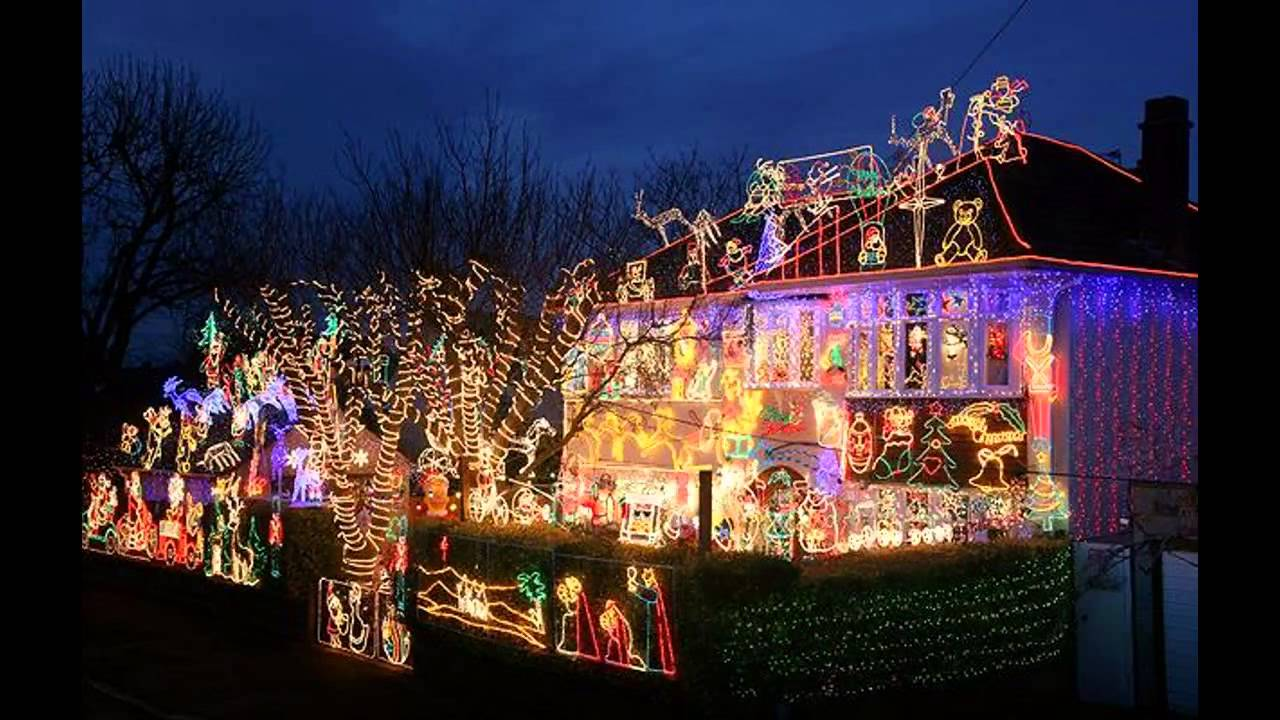 Christmas Light Display Ideas You