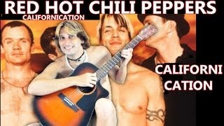 Red Hot Chili Peppers - Californication [FINGERSTYLE GUITAR] Cover Acoustic Guitar solo