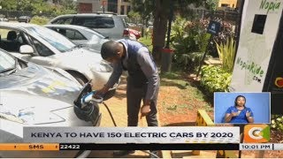 Kenya to have 150 electric cars by 2020