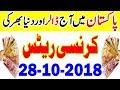 Pakistan Today US Dollar And Gold Latest News | PKR to US Dollar | Gold Price in Pakistan 28-10-18
