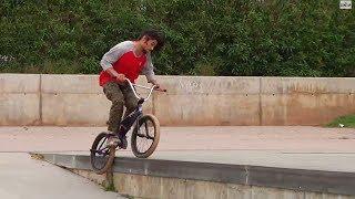BMX IN BARCELONA with Alex Kennedy, Dakota Roche, Ben Lewis & Ed Zunda