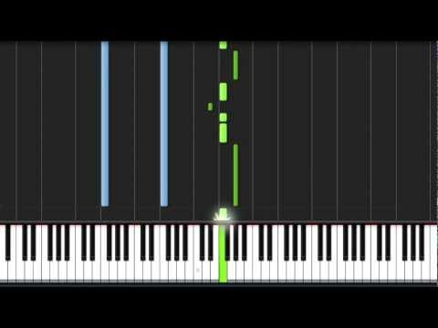 HOW TO PLAY: Battle Scars  Guy Sebastian ft Lupe Fiasco  EASY Piano Tutorial Synthesia