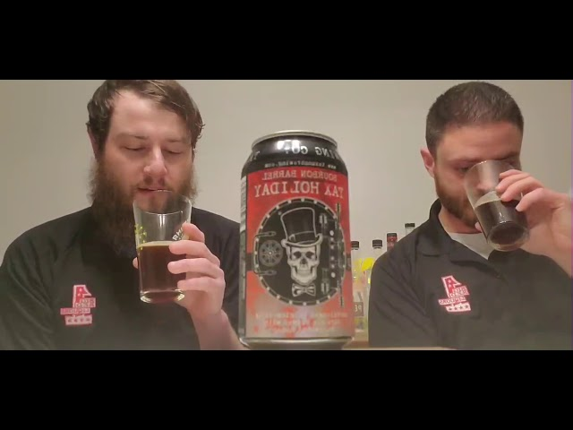 Taxman Barrel Aged Tax Holiday Review