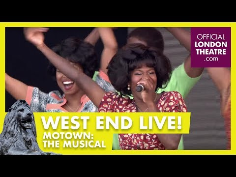 West End LIVE 2018: Motown The Musical