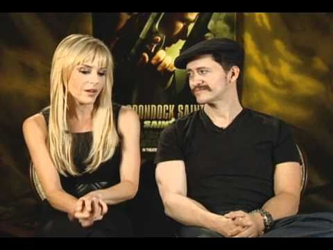 The Boondock Saints II: All Saints Day - Interviews with Sean Patrick Flanery and Norman Reedus