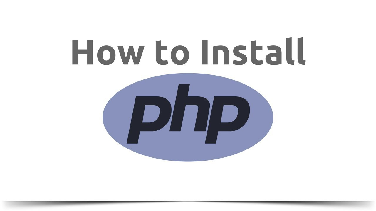 How to Install PHP on Windows 10 [Works with CMD]
