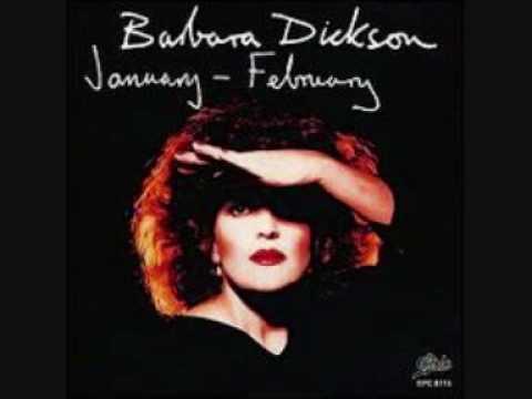 Barbara Dickson- January February