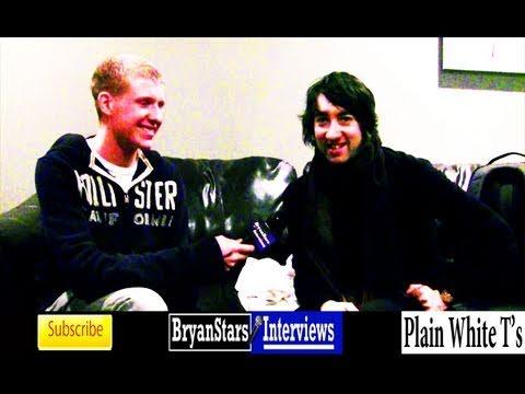 Plain White T's Interview Tom Higgenson 2011