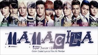 Super Junior — MAMACITA With 11 Members | 슈퍼주니어