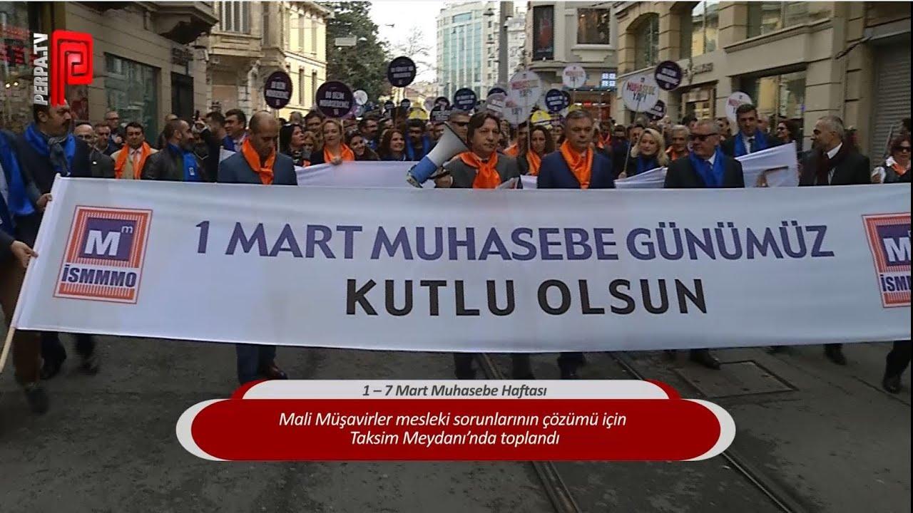 SMMM Sektr Taksimde Bulutu