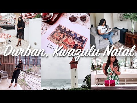 Travel VLOG: Durban, Kwazulu Natal | #AllTheRightFeels