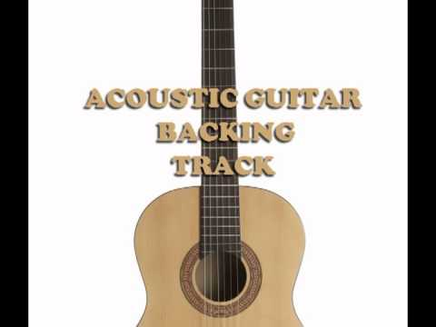 backing track acoustic guitar em youtube. Black Bedroom Furniture Sets. Home Design Ideas