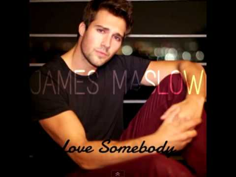 Maroon 5 - Love Somebody (Cover by James Maslow) DOWNLOAD LINK!