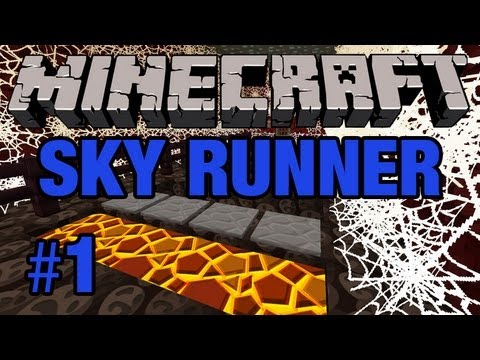 Let's Play Minecraft Adventure-Maps [Deutsch] [HD] - Sky Runner #1