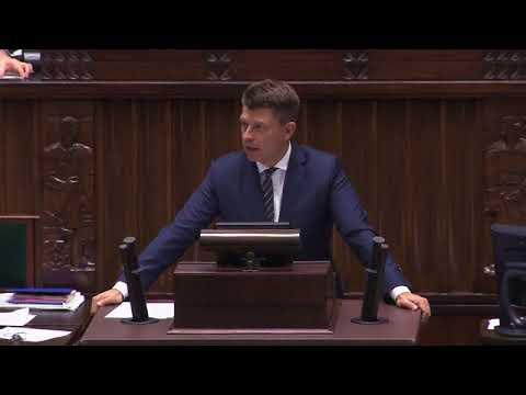 Ryszard Petru – wystąpienie z 9 stycznia 2018 r.