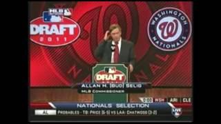 Flashback Friday; Anthony Rendon 2011 Draft