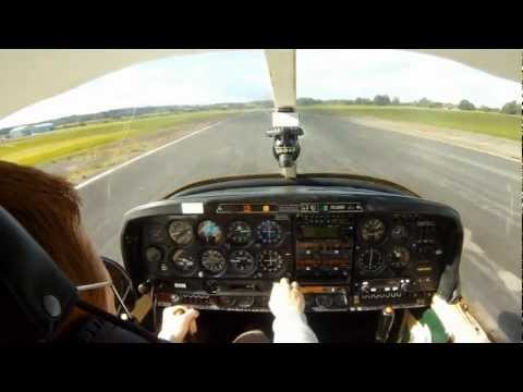 GoPro Flying HD - In flight total electrical failure