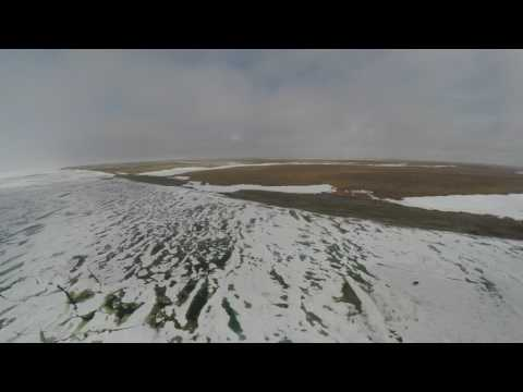 Chukchi Sea Ice, June 2016