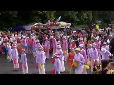 День города Кузнецк ( подсмотрено в Кузнецке )