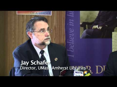 Du Bois Center at UMass Libraries Partners with St. John's