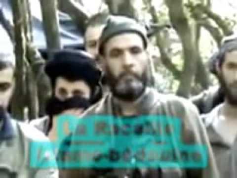 Les intégristes islamo-ane-gériens au maquis