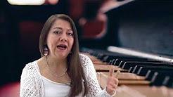 Concierto de María Paz Santibáñez en la CCE
