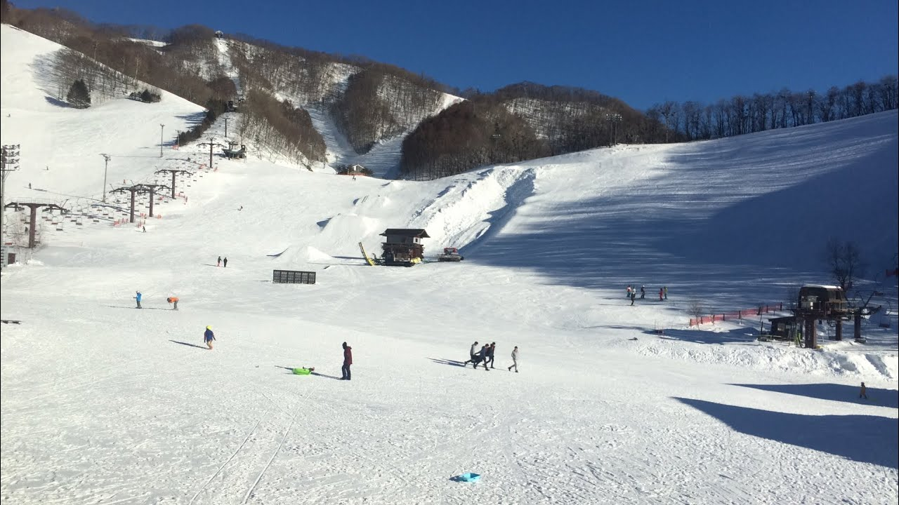 スキー 場 戸倉 尾瀬