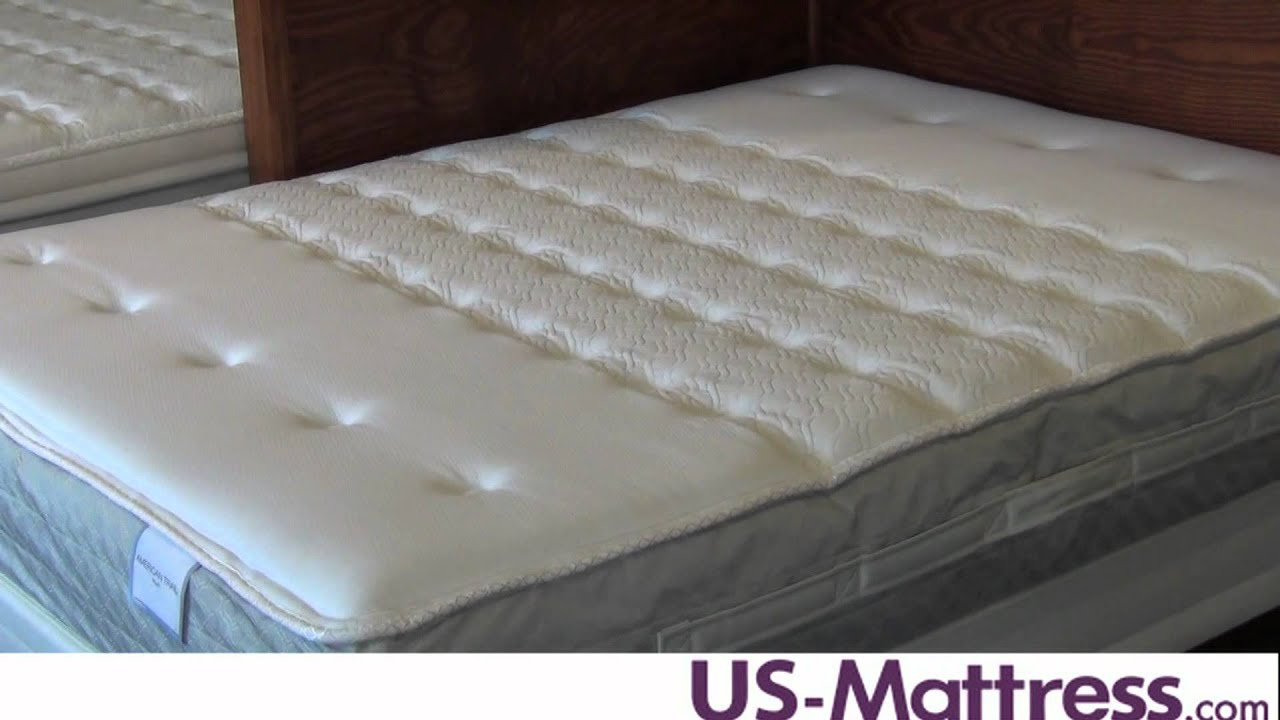 Sealy Posturepedic American Trail Ultra Firm Mattress Youtube