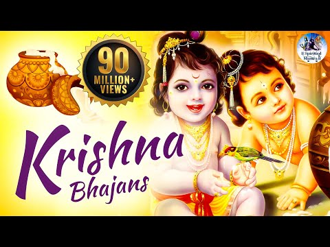 non-stop-best-krishna-bhajans---beautiful-collection-of-most-popular-shri-krishna-songs