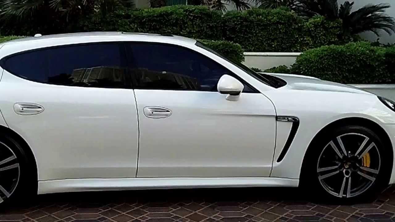 2012 porsche panamera turbo s at celebrity cars las vegas youtube