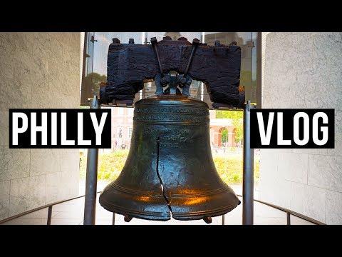 A DAY IN PHILADELPHIA 🇺🇸    TRAVEL VLOG
