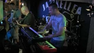 Funky Friday im Jazzkeller Krefeld - August 2009 - Jam 7