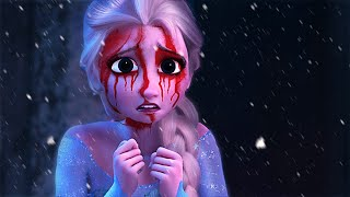 What if Elsa was Carrie? HORROR TRAILER