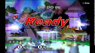 Mango vs Mew2King @ Vindication -- Grand Finals