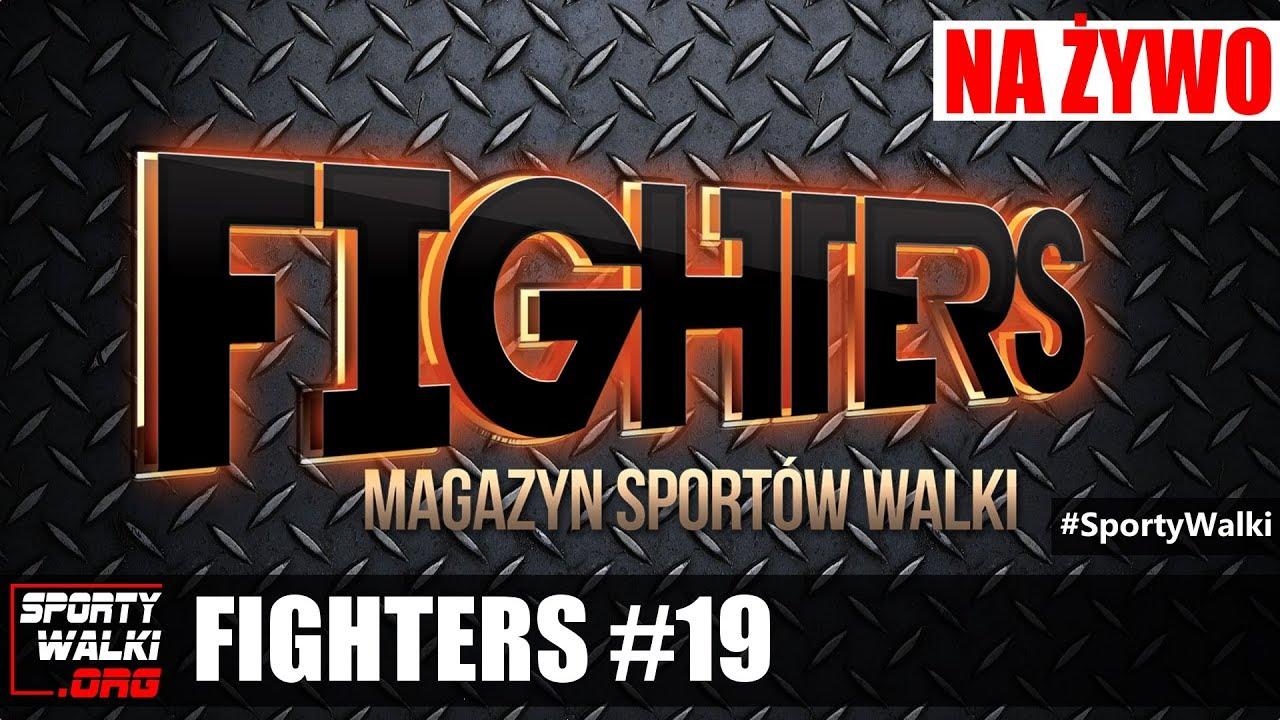 Magazyn Sportów Walki FIGHTERS #19