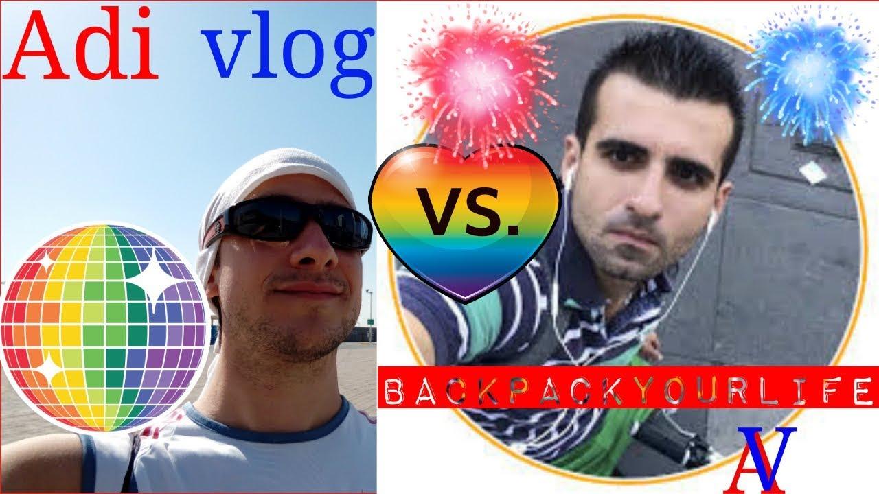 Adi vlog vs.  BackPackYourLife **DramaAlert**