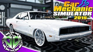 Car Mechanic Simulator 2015: EP50 :  Tempest Magnum AWD W12! 1420 HP!  PC Gameplay