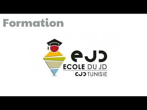 Rapport d'activités CJD 2016 - 2018