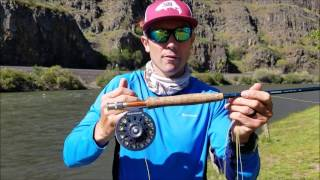 4 Simple Tricks for Better Fly Casting   How to Grip and Cast a Fly Rod