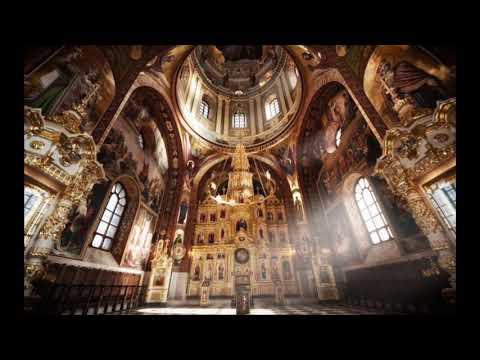 «Херувимская Песнь» V. Bragari Corul Mănăstirii Curchi