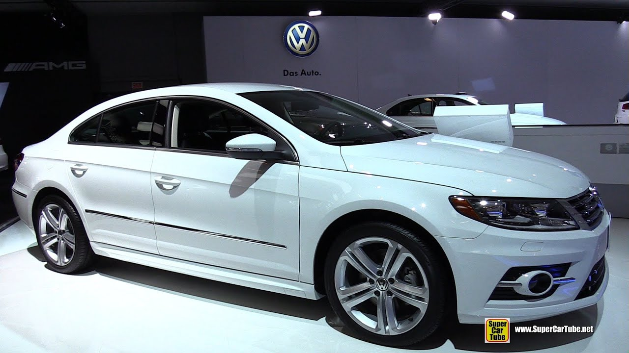 2015 volkswagen cc r line exterior and interior. Black Bedroom Furniture Sets. Home Design Ideas