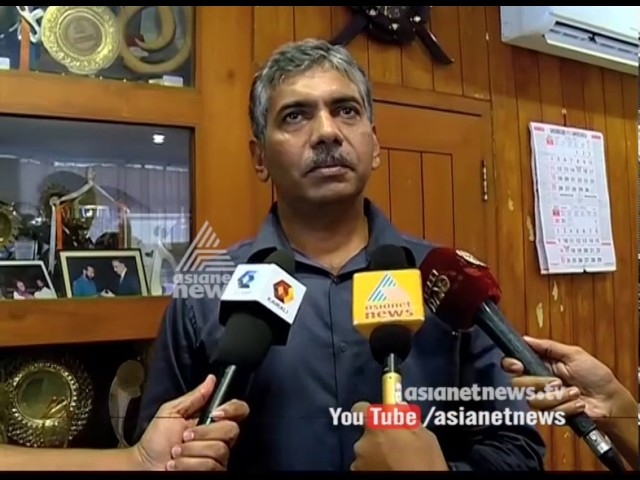 Jacob Thomas against the police's attack towards Puthuvype protesters