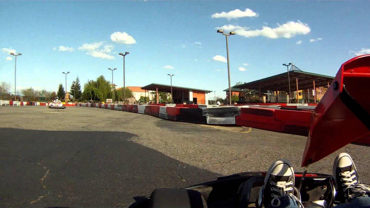 Full Throttle Speedway Electric Go Carts Visalia Ca 4 5