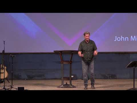 Doing Ministry Well Conference 2018: John Miller