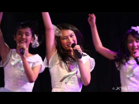 JKT48 - Kagami No Naka No Jeanne D'Arc ( Clean Version - No Chant )