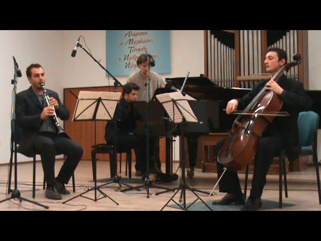 """Ludwig van Beethoven - Klaviertrio op. 11 """"Gassenhauer-Trio"""""""