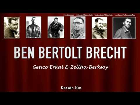 Genco Erkal \u0026 Zeliha Berksoy - Korsan Kız [ Ben Bertolt Brecht  © 1992 Kalan Müzik ]