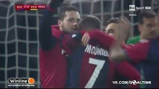 Video Gol Pertandingan Bologna vs Hellas Verona